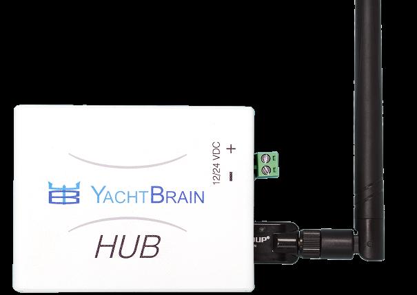 YachtBrain Hub