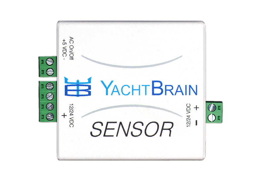 YachtBrain Activity Sensor